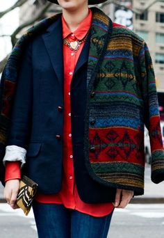 layer clothing
