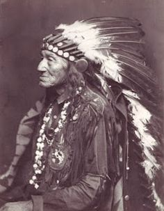 Chippewa Indian (my lineage ♥)I'm half Chippewa from my Moms side