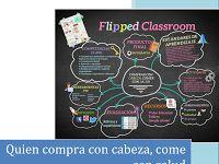 Aquí hay muchísimo material muy interesante sobre Flipped Classroom. Es como un pequeño master.