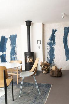 Home Decorating DIY Projects  :     Interieur Plus – Jaren '60 bungalow    -Read More –   - #DIY https://decorobject.com/diy/home-decorating-diy-projects-interieur-plus-jaren-60-bungalow/
