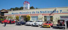 Le musée Mémoire de la Nationale 7