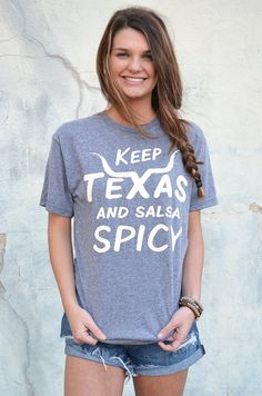 Spicy Texas T-shirt