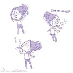 ♪ By miia Illustratrice http://miiadbt.canalblog.com/