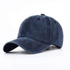 MEN'S / WOMEN'S CASUAL WASHED DYED BASEBALL CAP