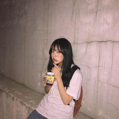 Ulzzang Korean Girl, Ulzzang Couple, Korean Aesthetic, Aesthetic Girl, Pretty Korean Girls, Girl Korea, Grunge Girl, Girl Swag, Alter