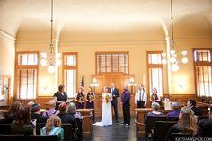 Charming Old Orange County Courthouse Wedding: Keri + Emiliano | Kaysha Weiner Photographer