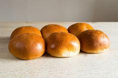 Pãezinhos de Minuto de farinha branca, Pãezinhos de Minuto
