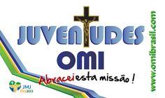 Adesivo Comemorativo - Abertura Oficial da Jornada Mundial da Juventude Oblata