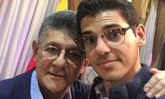 Hijo de Ramos Allup le respondió a Maduro Guerra: Dile a tu papá que nos deje de matar - http://wp.me/p7GFvM-GDs