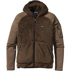 Patagonia Los Lobos Fleece 'Peat Brown'