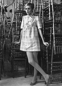 Twiggy - Icono de la moda de los 60's :) - Taringa!
