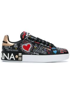 Dolce Gabbana Sneakers, Dolce E Gabbana, Stefano Gabbana, Trendy Shoes, Shoe Collection, Leather Sneakers, Converse, Bird Template, Shoes Sport