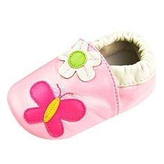 iBaste Premium Baby Leder Lauflernschuhe Krabbelschuhe Rutschfest Babyschuhe Baby Schuhe Eichhörnchen 6 bis 24 Monate - http://on-line-kaufen.de/ibaste-9/xl-ibaste-premium-baby-leder-lauflernschuhe-baby