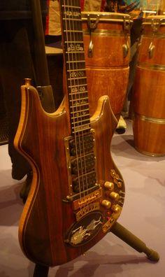Jerry Garcia guitar - Rosebud