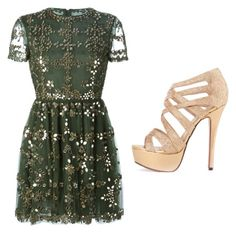 """""""Night Out #42"""" by guitargirlmads on Polyvore"""
