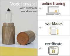 Imagine that you have your own Vogel crystal and possess practical knowledge, so you can balance your energy levels at any time and in any situation, bring your chakras into harmony, and to release deeply stacked blocks. With an own mantra and own Vogel crystal and with a special technique you could create your own reality. Create Your Own Reality, Wooden Case, Energy Level, Chakras, Mantra, Knowledge, Crystals, Tips, Chakra