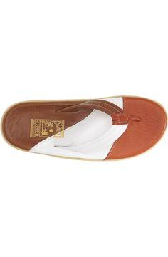 1556c4053dc74 ISLAND Slipper Leather Thong Sandal (Men)