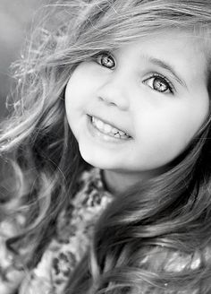 Such a little beauty & those eyes could kill. Simply gorgeous!