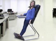 LeanChair - кресло нового формата (5 фото + 2 видео)