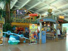 Margaritaville, Montegobay, Jamaique (aéroport)