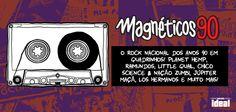 Quadrinhos resgata a história do rock nacional dos anos 1990