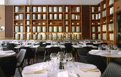 Restaurant Lazare Paris - Eric Frechon