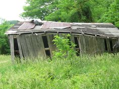 I love old barns~~~