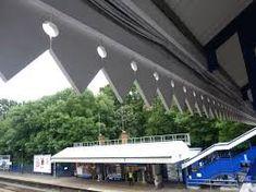 railway station daggar board roof style victorian - Google Search Roof Styles, Garage, Victorian, Google Search, Board, Outdoor Decor, Home Decor, Carport Garage, Decoration Home
