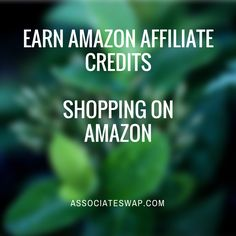 Earn Amazon Affiliate Commissions by shopping on Amazon #affiliatemarketing #internetmarketing #marketing #affiliate #onlinemarketing #Clickbank #MLM #makemoneyonline #money #RT
