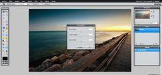 Pixlr Editor, es un editor de�imágenes�al estilo�Photoshop, sus utilidades son bastante�básicas�y permite guardar nuestro trabajo en: Facebook, Flickr,�Álbumes�web de Picasa, imm.io y las�librerías�de Pixlr. se integra a las opciones de crear documentos de Google Drive y para �usarlo nescesitas Google Chrome y una cuenta de google.    Instalar Extensión en tu Chrome: Pixlr Editor                                            w2bPinItButton({