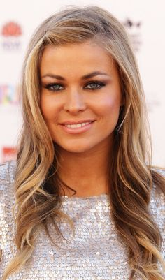 all over blonde highlights for shoulder length hair - Google Search