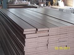 WPC Decking | Wood Plastic Composite Decking Line | WPC Decking Line The new material for furniture