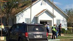 Nos EUA   Atirador abre fogo em igreja no Texas e mata ao menos 26