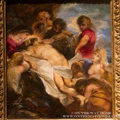 Peter Paul Rubens, The Lamentation of Christ c. 1605  Travel article on the Cummer Museum of  Art & Gardens