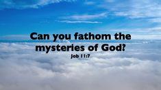 Mysteries of God - Inspiring Piano Instrumental & Video for prayer, meditation, relaxation, soaking worship.