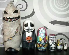 The Nightmare Before Christmas toy