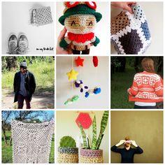 Sol de Noche {deco crochet}: May Roundup