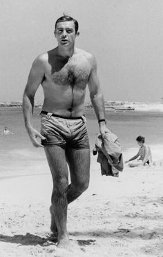 Sean Connery, unknown date.