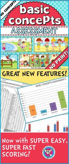 The Essential Preschool Vocabulary Screener and Bonus Flashcards