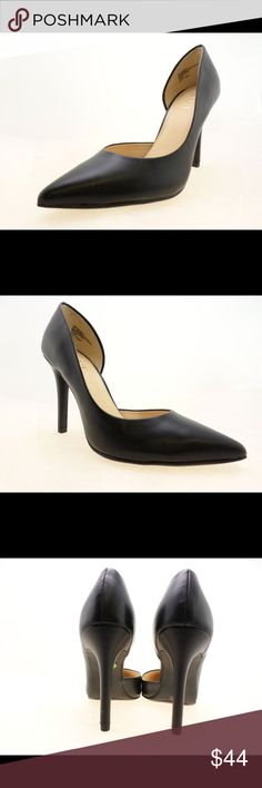 A.N.A New Approach Black Heels Black heels, good conditions, Heel height- 4 inches ana A NEW APPROACH Shoes Heels