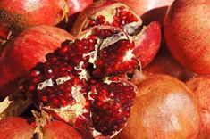 Improve Your Health with Pomegranates