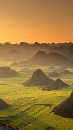 Unique Farmland #iPhone #6 #plus #wallpaper