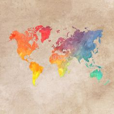 World Map maps