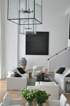 #interieur #design #white #black