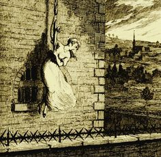 Escape from Gloucester's City Gaol: Mary Steward, 1799 Gloucester, Old Pictures, Regency, 19th Century, Crime, 18th, Mary, London, History
