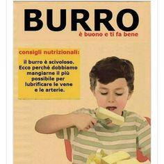 Pubblxita anni 60 #marketingfreaks #burro#adv