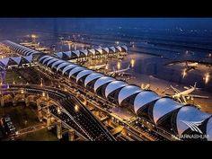 Discover Bangkok International Airport Suvarnabhumi BKK
