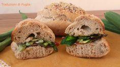Sandwich primavera ai 7 cereali (7 Grain sandwich)