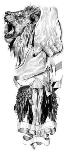 tatuajes-de-mangas-tatuaje-en-brazo-completo