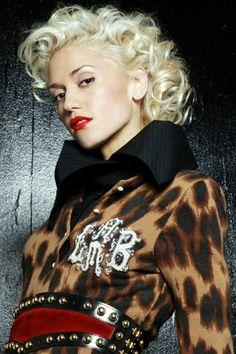 Gwen Stefani – L.A.M.B style line Love Angel Music Baby L.A.M.B.